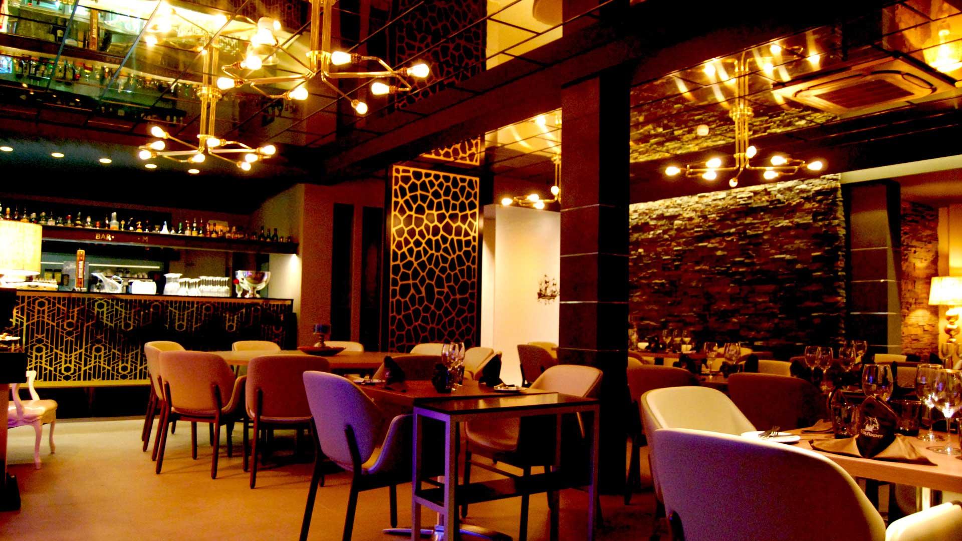 Restaurante Mayflower